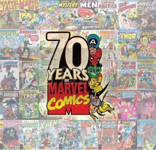 Marvel70Anos