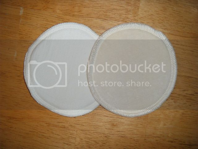 Nursing Pads - Bamboo Velour/Non-Waterproof 