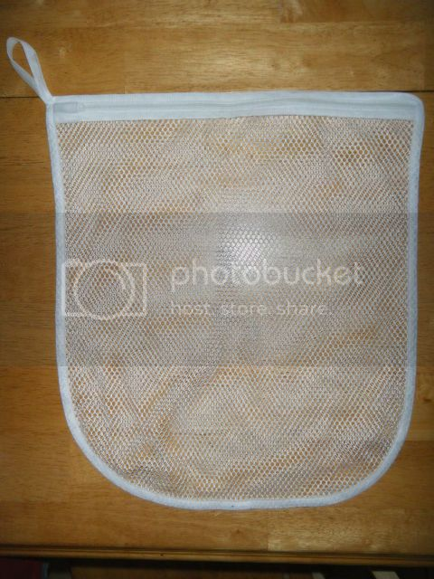 Mesh Laundry Bag for Pads, Cotton Balls, and Nursing Pads