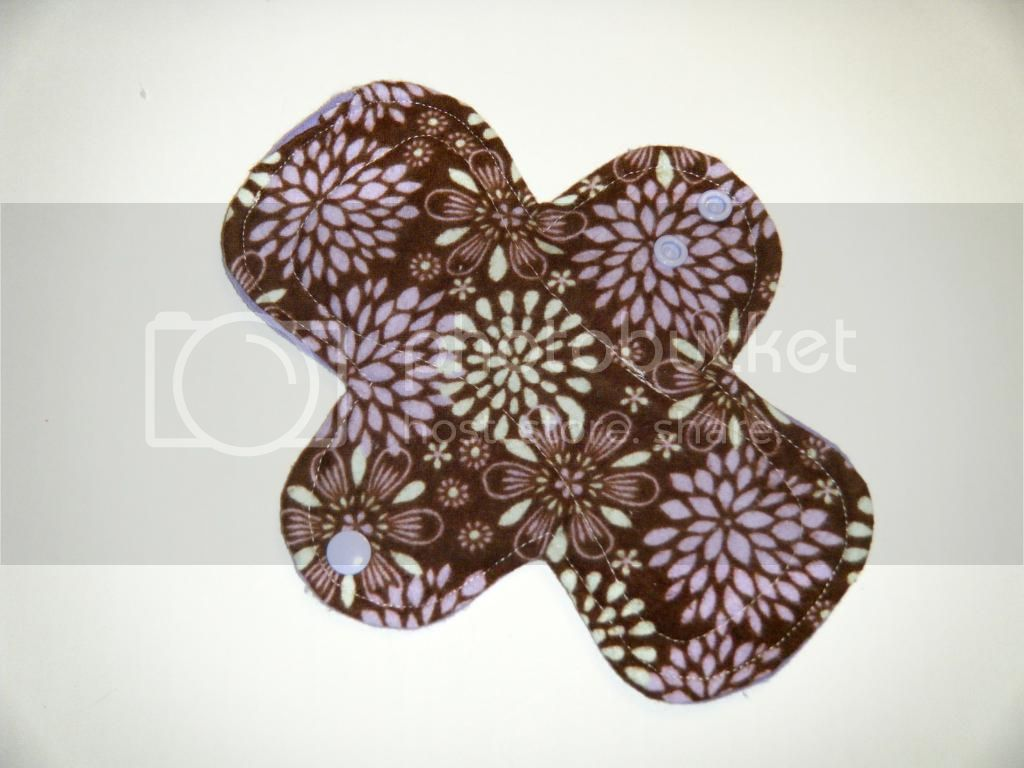 8&quot; Cloth Pantyliner Pad - Mums Flannel