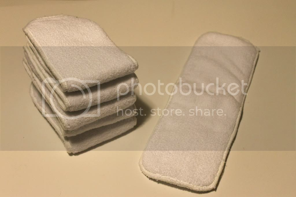3 Layer Microfiber Insert for Pocket Cloth Diaper