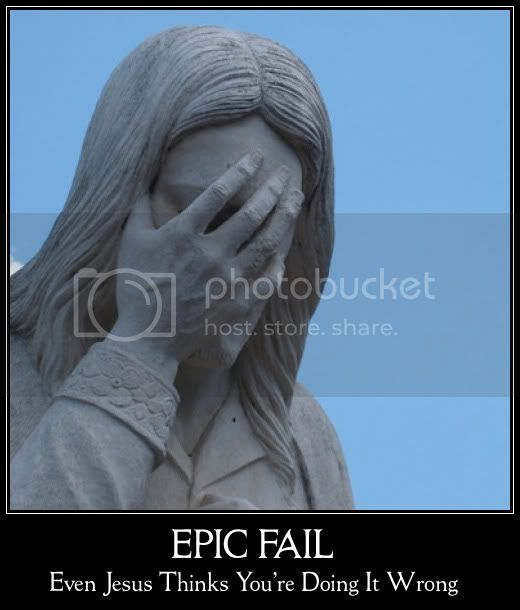 JesusFacepalm.jpg Jesus Facepalm image by eli_ofenstein