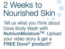 Free Dove Coupon